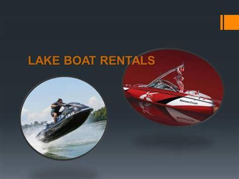 lake tahoe boat rental license lake boat rental service authorstream