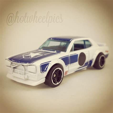 Nissan Skyline Ht 2000gt X Rl nissan skyline h t 2000gt x 2017 wheels quot nightburnerz quot diecast hotwheels toycars