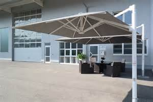 Large Patio Umbrellas Cantilever by Large Cantilever Patio Umbrellas By Uhlmann Umbrellas