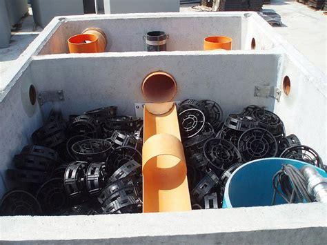 costo vasca imhoff impianto monoblocco fossa imhoff con filtro percolatore