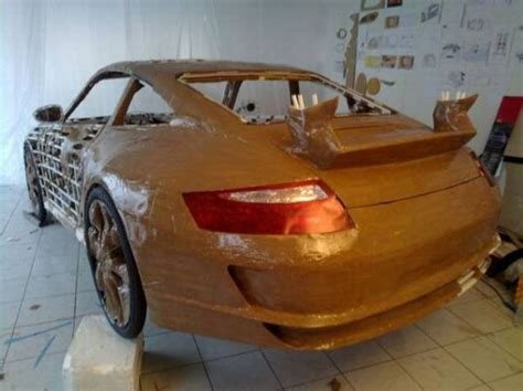 porsche bicycle car the greatest diy project porsche out of a