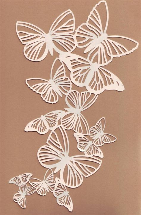 How To Make Paper Cutting Designs - best 25 paper cut outs ideas on