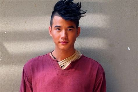 latest modern haircuts in tailand hairdo trend thai men go for pee mak inspired undercut