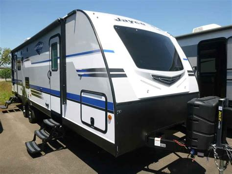 Electric Rv Awnings 2018 New Jayco White Hawk 28rl Travel Trailer In Oregon Or
