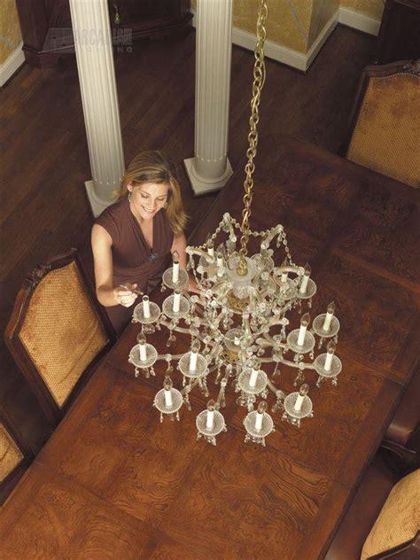 chandelier lift light lift all300 300 lbs capacity chandelier