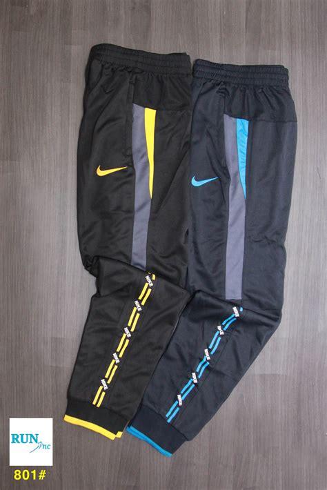 Celana Jogger Panjang Trainer jual celana running jogger nike panjang 801