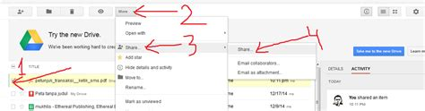 syarat membuat google drive menilkan file google drive ke blog website mukhlisin