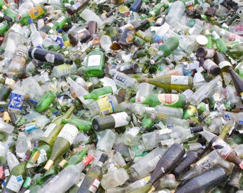 recycled glass recycling shetland amenity trust