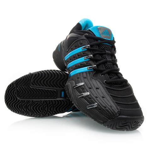 adidas barricade v mens tennis shoes black cortea