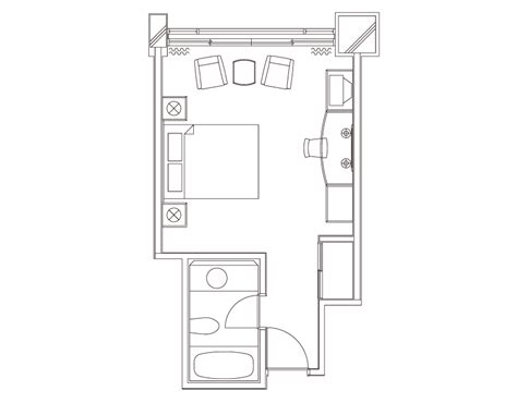 layout standard room hotel guest room description standard rooms hotel okura tokyo