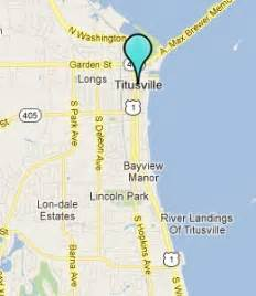 where is titusville florida on a map map titusville fl hotels motels see all discounts