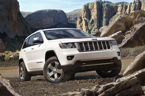 2013 Jeep Grand Trailhawk 2013 Jeep Grand Trailhawk Auto Cars Concept