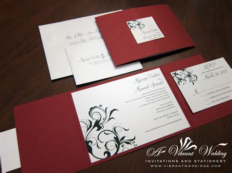 wedding invitation design red motif red wedding invitation a vibrant wedding
