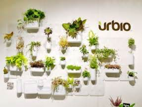 Indoor Wall Garden by Transform Walls To Indoor Gardens With Versatile Urbio