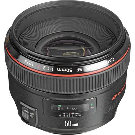 50mm lens ef 50mm f 1 2l ii usm news at cameraegg