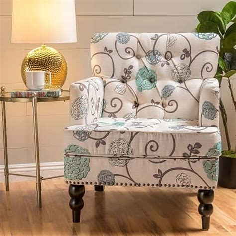 Patterned Living Room Chairs Top 5 Patterned Living Room Chairs On