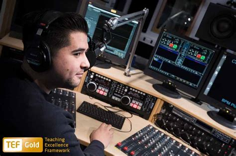 Broadcast Journalism by Broadcast Journalism Ba Hons Undergraduate Course