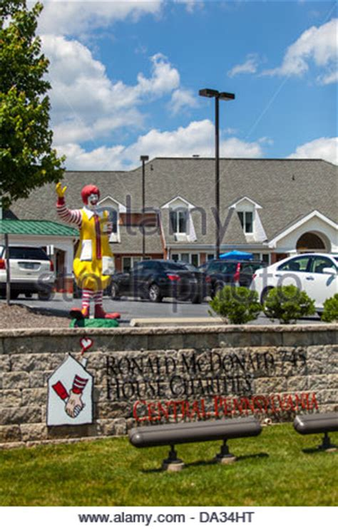 ronald mcdonald house hershey ronald mcdonald house in hershey pa stock photo royalty free image 57847322 alamy