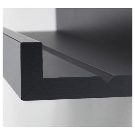 mosslanda picture ledge mosslanda picture ledge black 115 cm ikea