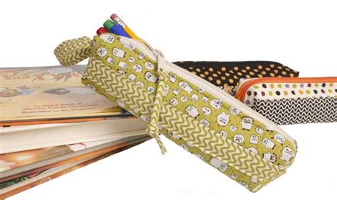 pattern for fabric pencil case scrappy pencil case pattern the sewing loft