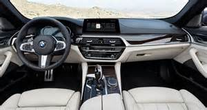 Bmw 5 Series Interior Has Bmw Played It Safe With The All New 5 Series