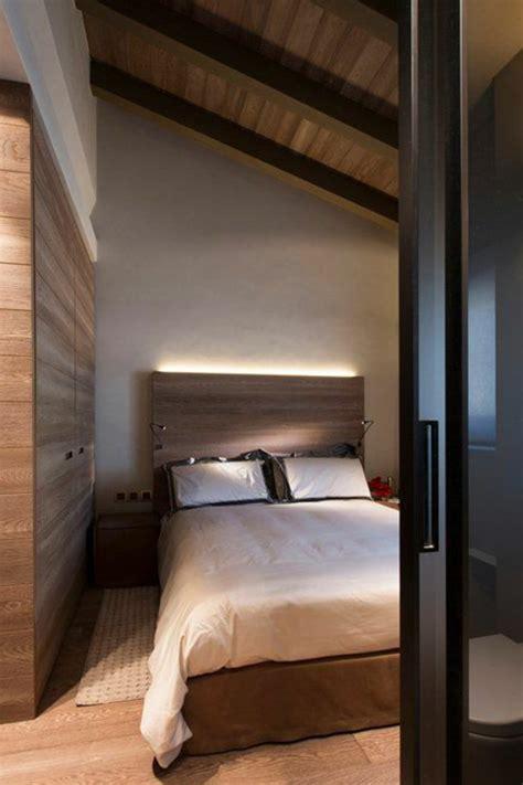 kleines bad gestalten dachschräge schlafzimmer japanisch einrichten
