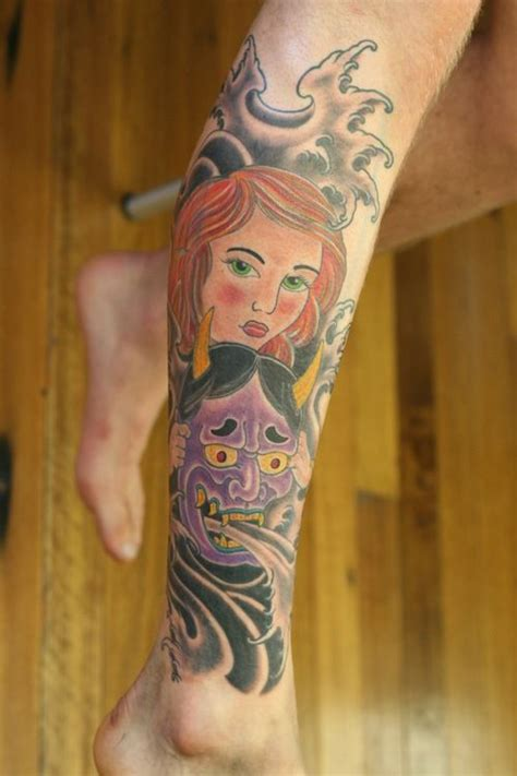 christian tattoo artist sydney las 25 mejores ideas sobre hannya tattoo en pinterest