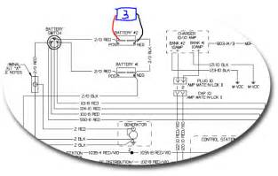 boat battery isolator schematic electrical schematic