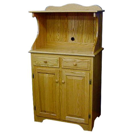 microwave cabinets with hutch small microwave cabinet amish crafted furniture