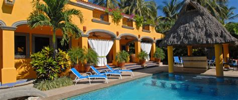 Mexico Cottage Rentals by Luxury Villa Vacation Rentals Bucerias Mexico