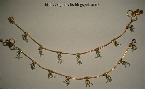 Handmade Anklets - all free home made craft ideas my handmade anklets
