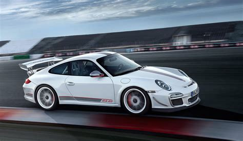 Porsche Gt3 Rs 4 0 by Porsche 911 Gt3 Rs 4 0 500hp Road Car Packed With