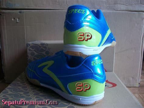 Sepatu Futsal Specs Tabla specs tabla in cyan green sepatu bola sepatu futsal