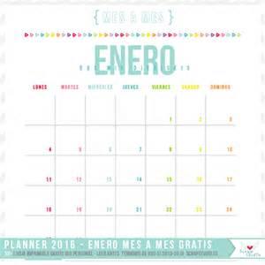 Calendario De Enero M 225 S De 1000 Ideas Sobre Calendario Enero 2016 En
