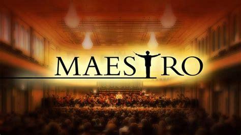 kom naar de opnames van maestro  maestro avrotrosnl