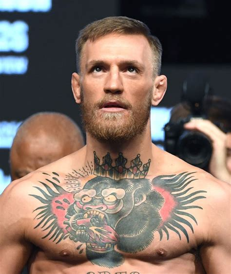 mcgregor tattoo on chest conor mcgregor tattoos conor mcgregor s tattoos sport