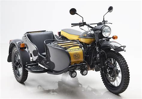 ural sondermodell motorrad gespanne