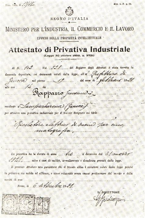 ufficio brevetti cagliari nasce 171 revestito 187 a messina una rivista on line per