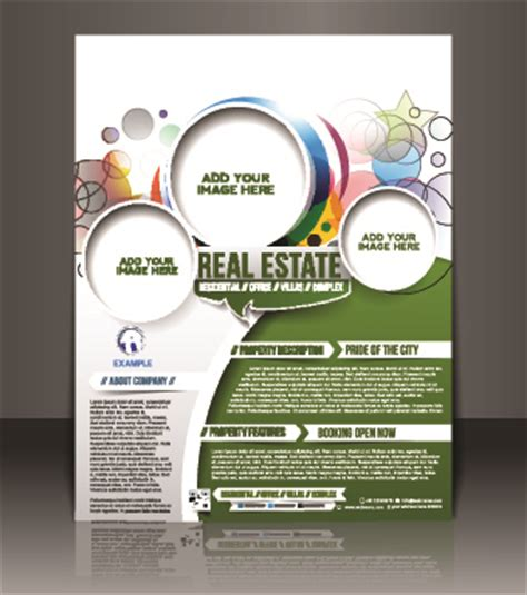 business flyer design vector free download business flyer and brochure cover design vector 36