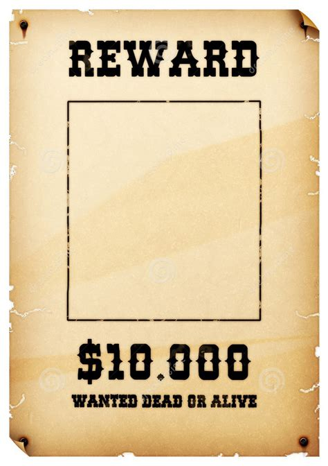 poster template 187 wanted reward poster template poster