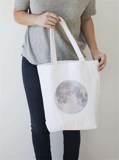 Kitchen Cabinet Contact Paper Diy Moon Tote Bag Almost Makes Perfect
