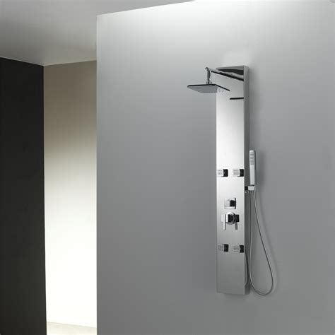 Shower Panel Reviews by American Imaginations Shower Panel Reviews Wayfair