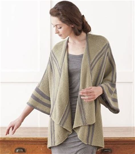 drape front cardigan pattern draped cardigan knitting patterns in the loop knitting