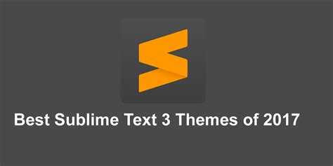the best sublime text 3 themes of 2015 best sublime text 3 themes of 2017 oyetoke tobi emmanuel