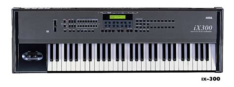 Keyboard Korg Is50b korg ix300 wikizic