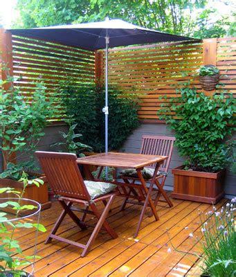 como decorar patios peque 209 os patios y jardines