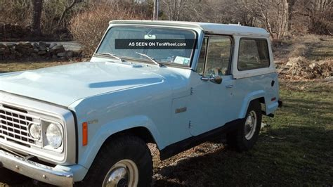 1973 jeep commando 1973 jeep commando removeable hard top