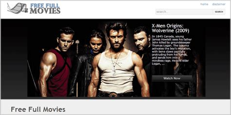 full free download movies 25 websites to watch free movies online without downloading