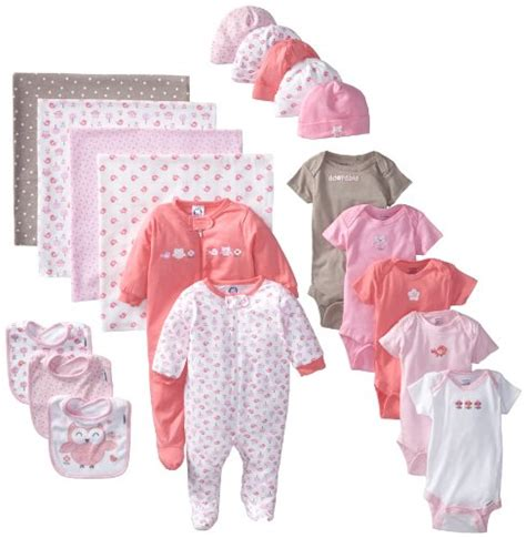 Terbatas Gerber Gift Set Fashion gerber baby 19 newborn essentials gift set buy in uae apparel products