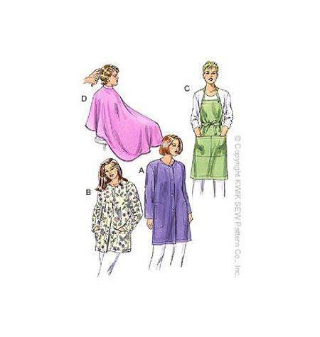 sewing patterns young adults unisex adults smocks apron out of print would like to